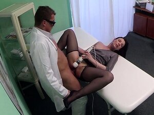 Patient real porn clips