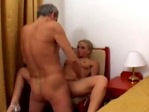 old man sex from AlphaPorno