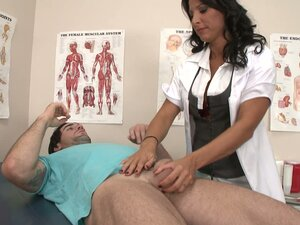 Doctor video: sexy nurse uniform