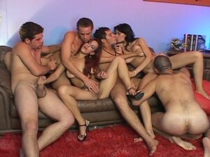 hot sex orgy