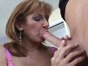 Cum on tits mature porn tube