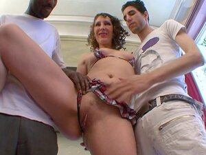 French anal tube sex movies