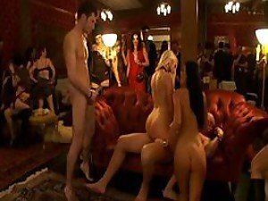 sex party porn from BravoTube