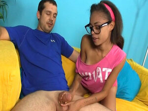 giving handjob videos from XBabe
