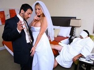 Married video: hot bride women