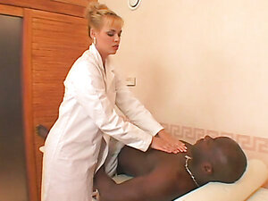 Masseuse interracial porn tube