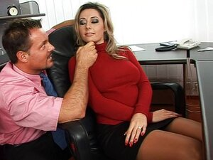 Secretary video: office sex
