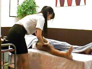 Japanese massage video: erotic massage videos