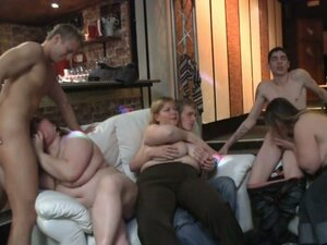 Throbbing video: group sex videos
