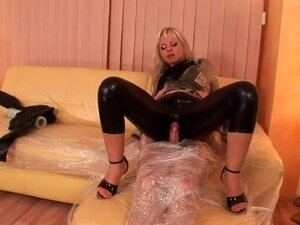 Leather tube sex movies