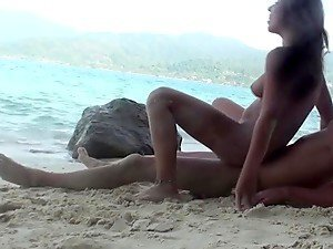 hot outdoor sex
