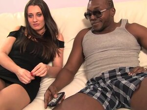 interracial porn tube from XBabe