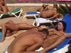 Ibiza hot sex orgy